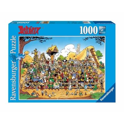 Puzzle Ravensburger Astérix Family Photo 1000 pièces