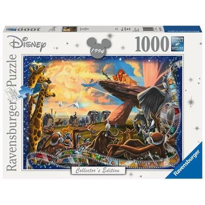 Puzzle Ravensburger Collection Disney Le Roi Lion 1000 pièces