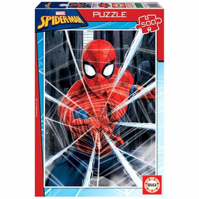 Puzzle Educa Spider-Man 500 pièces