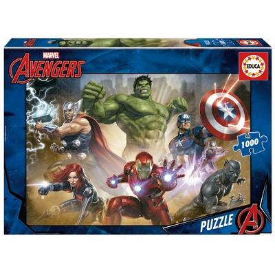 Puzzle Educa Marvel Avengers 1000 pièces