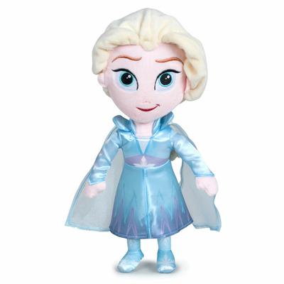 Peluche Disney Reine des Neiges Elsa 30cm