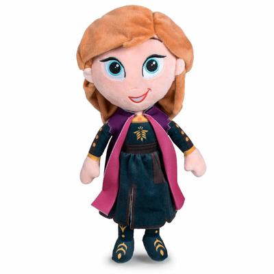 Peluche Disney Reine des Neiges Anna 30cm
