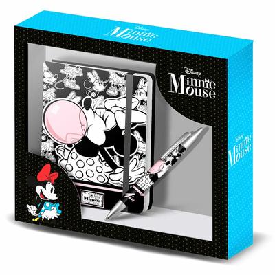 Set papeterie Disney Minnie Mouse