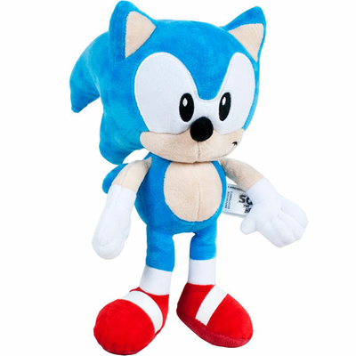 Peluche Sega Sonic 26cm