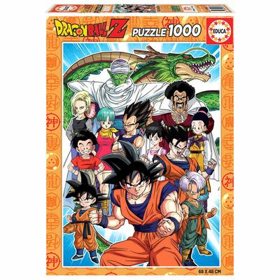 Puzzle Educa Dragon Ball Z 1000 pièces