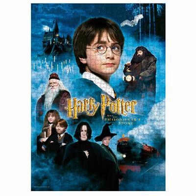 Puzzle Harry Potter L'école des sorciers 1000 pièces
