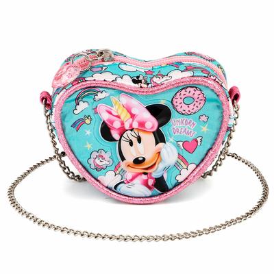Sac à main Minnie Mouse en coeur
