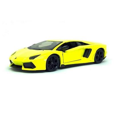 Lamborghini Aventador LP 700-4 Jaune Maisto 1/24