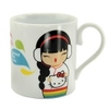 Lulu Shop Poupée Momiji Hello Kitty Tasse gigi