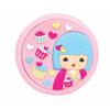 Lulu Shop Miroir de Poche rose Kimmi Junior Tilly