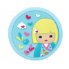 Lulu Shop Miroir de Poche rose Kimmi Junior Meika