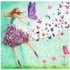 Mila Marquis Femme en Jupe Papillons Lulu Shop