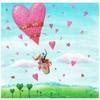 Lulu Shop Carte Mila Marquis l'envol des amoureux
