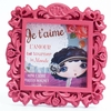Lulu Shop VERITY ROSE Mini Cadre Photo Je t'aime Miss Starlet