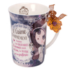 Lulu Shop VERITY ROSE Tasse Je t'Aime énormément, Miss Moonstruck