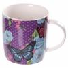 www.lulu-shop.fr Mug Chintz - Design papillons et fleurs - MUG166 - 2