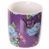 www.lulu-shop.fr Mug Chintz - Design papillons et fleurs - MUG166 - 3