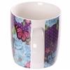 www.lulu-shop.fr Mug Chintz - Design papillons et fleurs - MUG166 - 5