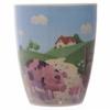 www.lulu-shop.fr Mug En Porcelaine Cochons Dans La ferme Par Jan Pashley - MUG139 - 4