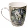 www.lulu-shop.fr Mug En Porcelaine Dessin Chouette Par Lisa Parker - MULP08 - 4