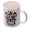 www.lulu-shop.fr Mug En Porcelaine Jour Des Morts Méxicains Par Lauren Billingham MUG126 - 2