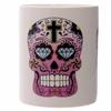 www.lulu-shop.fr Mug En Porcelaine Jour Des Morts Méxicains Par Lauren Billingham MUG126 - 4