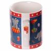 www.lulu-shop.fr Mug en porcelaine tendre - Éléphants du cirque MUG170 - 3
