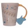 www.lulu-shop.fr Mug Partitions - Anse Guitare bleue Par Ted Smith MUG104 - 2