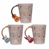 www.lulu-shop.fr Mug Partitions - Anse Guitare Par Ted Smith MUG104 - 1