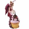 Fée rose avec cupcake par Natasha Faulkner Lulu Shop 4