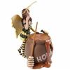 Fée avec pot de miel par Natasha Faulkner Lulu Shop 2