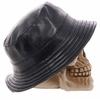 Crâne portant un chapeau Lulu Shop 4