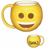Mug Émoticônes Grand sourire Lulu Shop