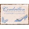 Carte Postale  Cendrillon est la preuve qu'une nouvelle paire de  .....  lulu Shop