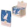 Sachets parfumés brise marine - Motif Chat lulu shop 3