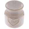 Petit brûleur à huile en céramique en forme de bocal motif Love Lulu Shop 2