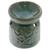 Petit brûleur à huile en céramique avec motifs coeurs Lulu Shop 4