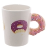 Mug Donut Rose à Anse Décorée Lulu Shop 2