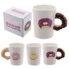 Mug Donut Chocolat à Anse Décorée Lulu Shop 1