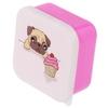 Lot de trois boîtes repas - Chien Carlin Lulu Shop 4