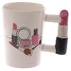 Mug à anse en forme de rouge à lèvres Lulu shop 1