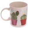 Mug porcelaine Cactus en pot Lulu Shop 2