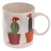 Mug porcelaine Cactus en pot Lulu Shop 4