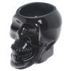 Bougie Cire de Soja Pot Crâne Noir - Rhum Brun Lulu Shop 5