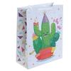 Sac Cadeau Cactus - Large Lulu Shop 3