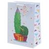 Sac Cadeau Cactus - Moyen Lulu Shop 2