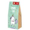 www.lulu-shop.fr Ballotin Cadeau Bonbons Coeurs gélifiés décor Licorne