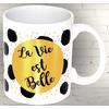 www.lulu-shop.fr Mug Tasse Art de Vivre