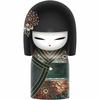 Poupée japonaise kokeshi Kimmidoll Keiko Respect 6cm lulu shop
