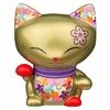 Figurine Chat porte bonheur Mani the lucky cat N61 lulu shop